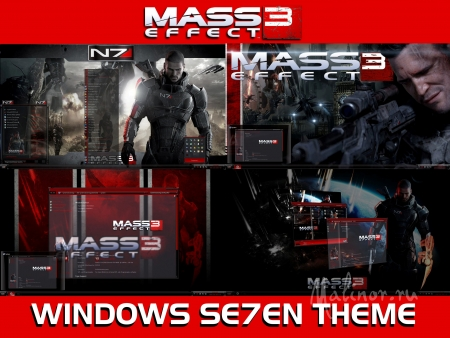 MASS EFFECT 3 for CTX by Tiger