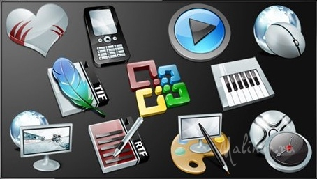 DX Icons Pack