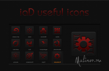 iaD useful Icons Pack