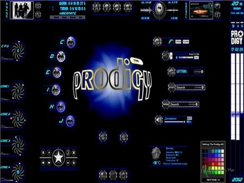 The PRODIGY AD
