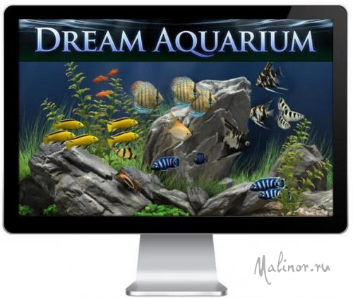 Dream Aquarium Screensaver 1.29 RePack (ML|RUS)