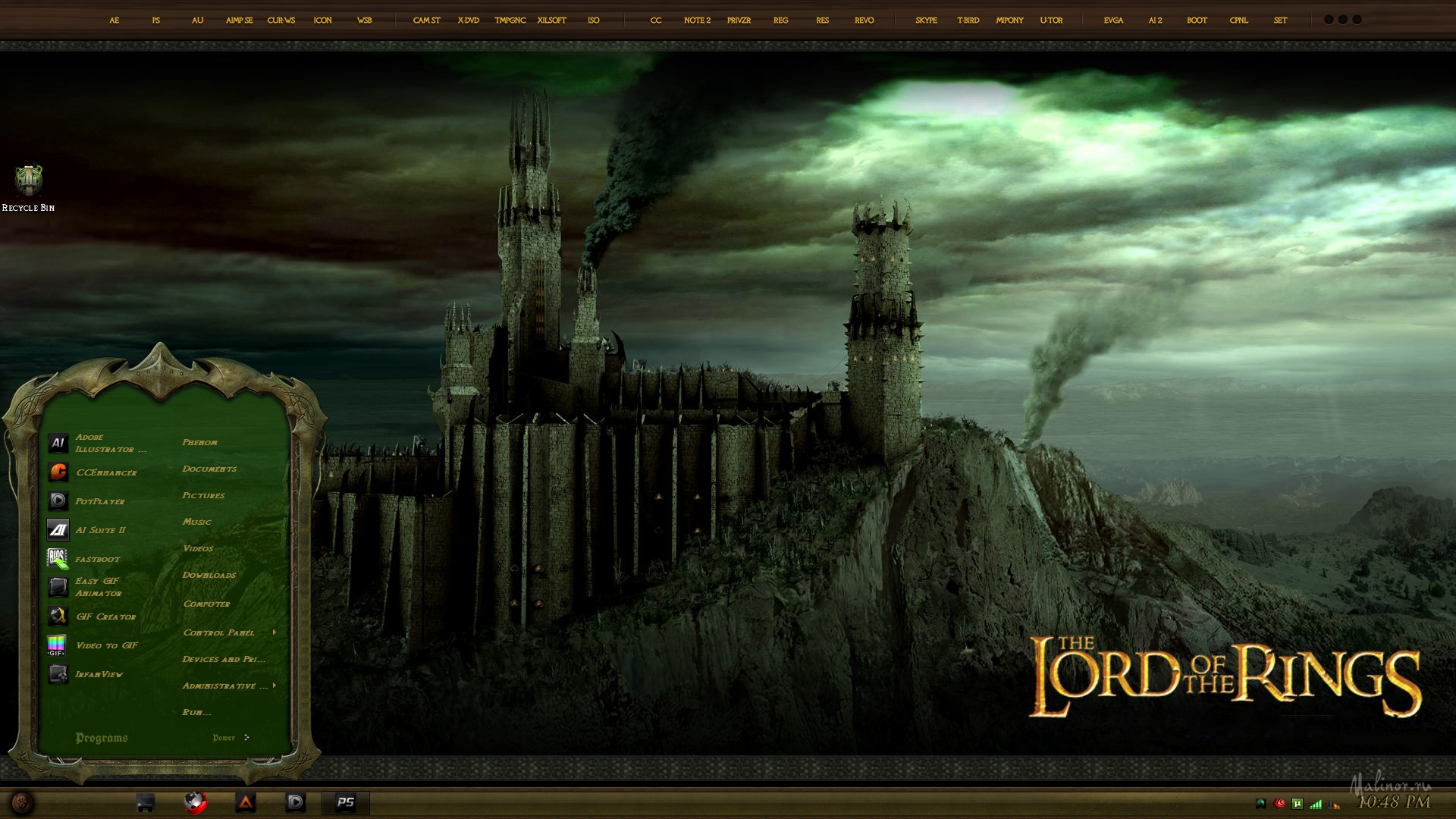 Lord of The Rings: Middle Earth - ���� ��� Windows 7