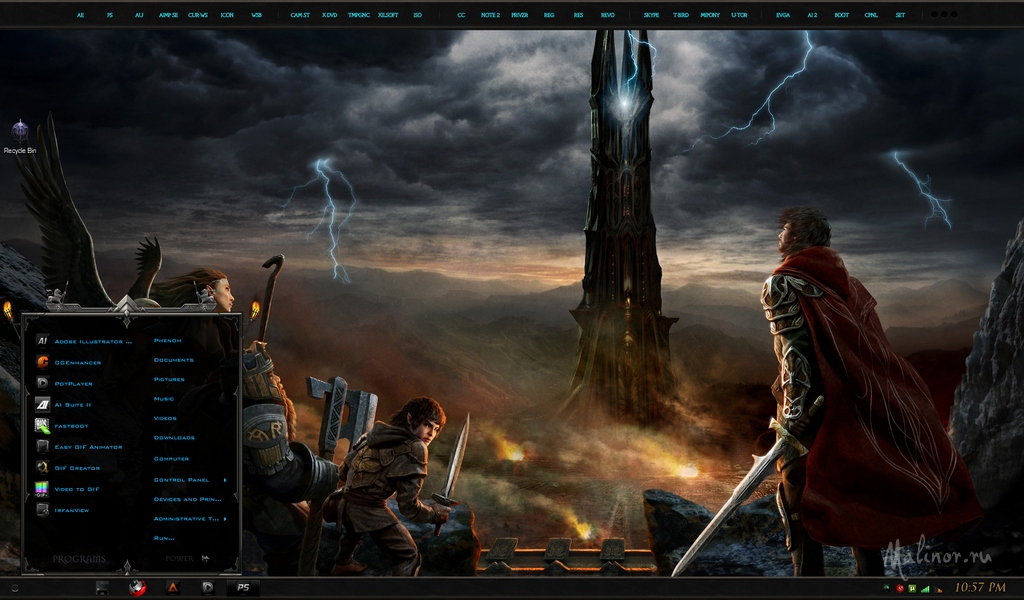Lord of the Rings: Shadow of Mordor - ���� ��� Windows 7